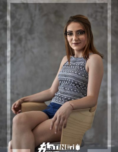 Izabela Ciobanu, 19 ani, Tulcea